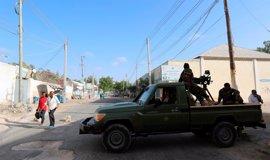 Las fuerzas de Somalia detienen a más de 200 personas supuestamente vinculadas con Al Shabaab en Mogadiscio