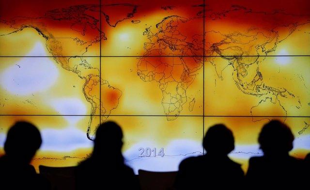 Conferencia contra el cambio climático