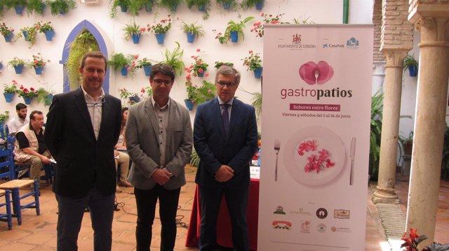 Presentación de 'Gastropatios'