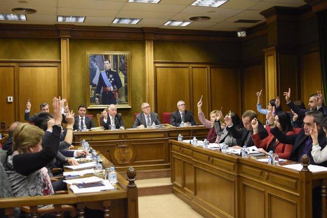 Este viernes, la Diputación Provincial celebra sesión de pleno ordinaria.