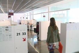 El paro baja en mayo en Euskadi en 2.772 personas y se eleva a 134.236 desempleados