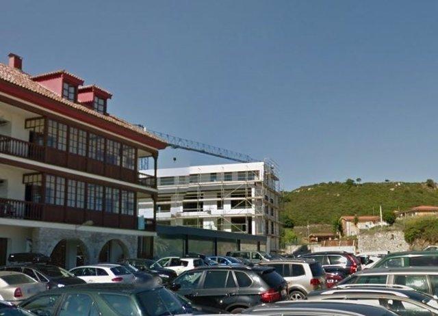 AMPLIACIÓN HOTEL KAYPE EN BARRO, LLANES