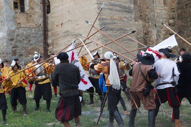 Fonz celebra este fin de semana su Feria del Renacimiento