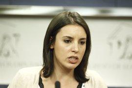 """Unidos Podemos espera que el nuevo fiscal Anticorrupción se parezca """"un poco más"""" a la gente que Moix"""