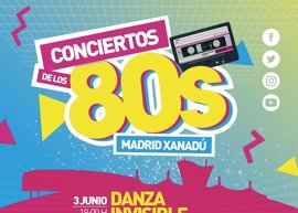 Danza Invisible, OBK o Amistades Peligrosas protagonizan conciertos gratuitos en Madrid Xanadú los sábados de junio