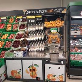 Mercadona inaugura su nuevo modelo de tienda eficiente en Ansoáin