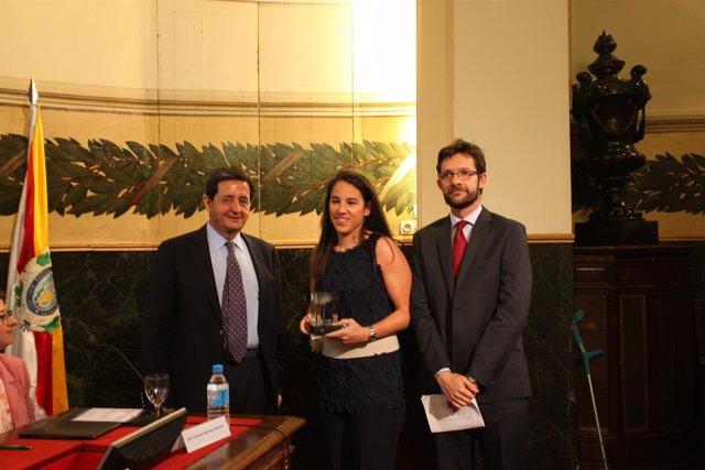 SEN premia a Francisco Luzón por sus esfuerzos en conocimiento y defensa ELA
