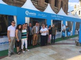 La Diputación de Castellón promociona la provincia en Valencia para reforzar el turismo de proximidad
