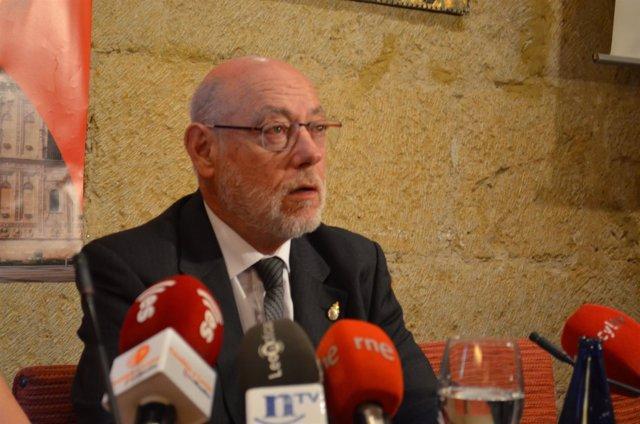 El Fiscal General Del Estado Apuesta Por Que Sea El Ministerio Público El Que As