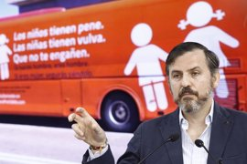El Govern denuncia ante Fiscalía la publicidad de los actos del presidente de HazteOír en Palma