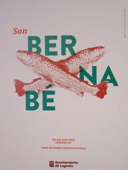 Cartel de San Bernabé 2017