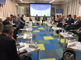 La Junta asegura que la colaboración es la fórmula para que la I+i en Andalucía logre los mejores resultados en salud