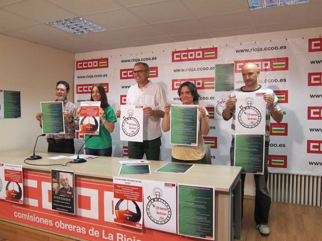 Federación Enseñanza CCOO La Rioja