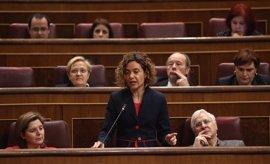 """El PSOE subraya a Rajoy que lo de Moix no es un """"chisme"""" e insiste en el cese de Catalá y Maza"""