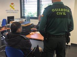 Detenido un varón por estafar a ciudadanos de varias provincias a través de Internet
