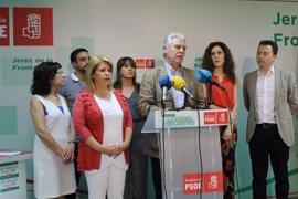 """PSOE-A dice que la Junta posibilita """"a pulmón"""" la bajada del paro porque Gobierno se niega a """"arrimar el hombro"""""""