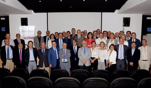 Foto Conferencia Presidentes