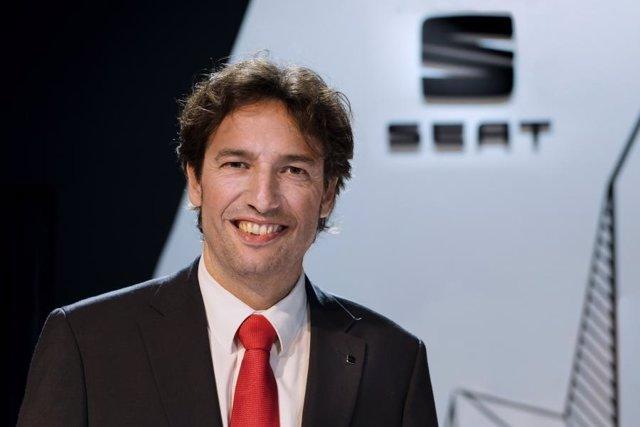 Marc Bisbe, nuevo director de Ventas de Seat en España
