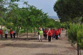 La población de Fuente Carreteros (Córdoba) culmina su reto de caminar de forma diaria en 'Por un Millón de Pasos'