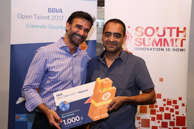 BBVA Open Talent premia a Datumize