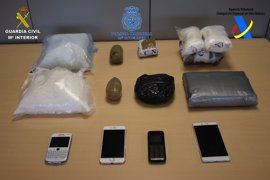 Detenidas 11 personas en una operación contra el tráfico de drogas en Mallorca