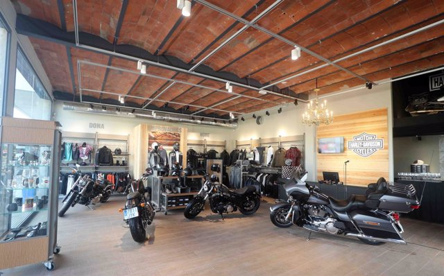 Concesionario Harley Davidson