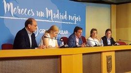 """El PP """"da la bienvenida"""" a Ahora Madrid al """"capitalismo neoliberal"""" tras la compraventa del Edificio España"""