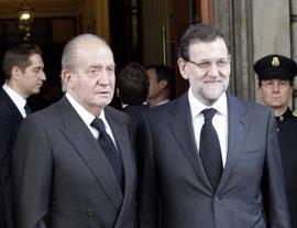 Don Juan Carlos, Rajoy, Méndez de Vigo, Cifuentes y Carmena estarán en la final de Cardiff
