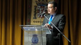 Sanz destaca la eficacia policial con el aumento de casos esclarecidos y de detenidos en la provincia