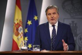 """El Gobierno dice que tras aprobarse los PGE hay """"todavía menos razones"""" para la moción de censura de Podemos"""