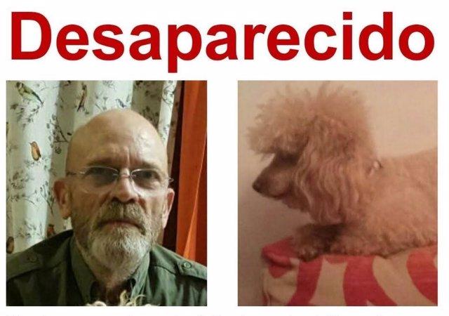 Hombre desaparecido Diego Menéndez