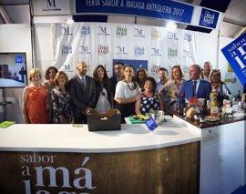 Arranca en Antequera la primera feria comarcal Sabor a Málaga de 2017 con un mercado de productos locales
