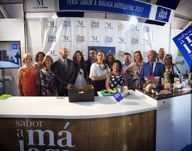 Feria comarcal sabor a málaga diputación