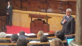 Gordó renuncia a presidir la comisión de justicia del Parlament catalán pero no al escaño