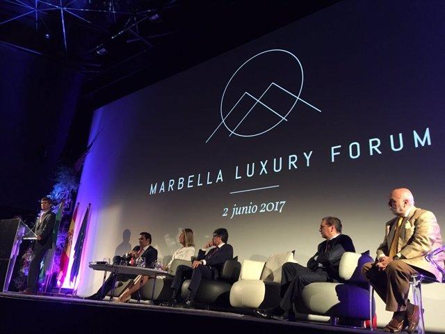 Marbella Luxury Forum Marbella Luxury Weekend lujo promoción gastronomía
