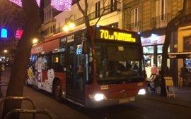 La EMT y la Policía compartirán una 'app' para denunciar el uso ilegal del carril bus