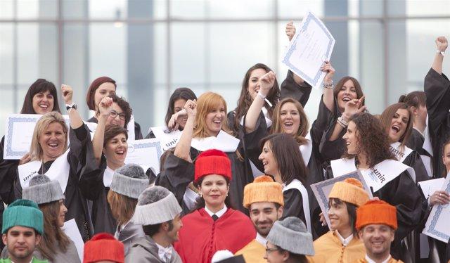 Graduador de la UNIR