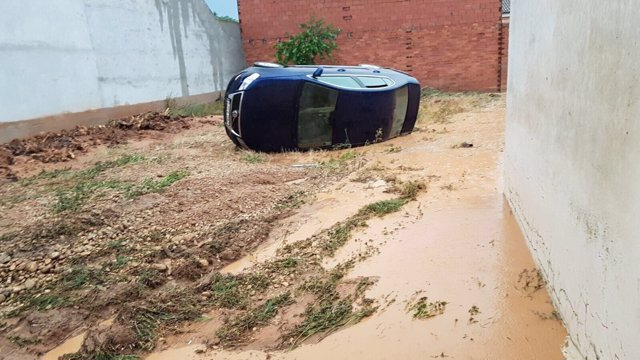 Inundaciones Minglanilla