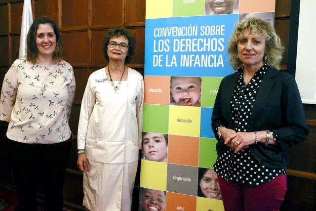 Díaz Tezanos participa en el acto de UNICEF