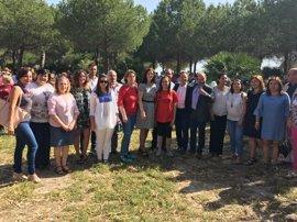 El Puerto acoge el cierre de las actividades de envejecimiento activo de Diputación de Cádiz con 1.800 participantes