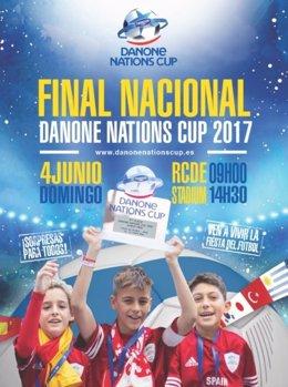 Cartel de la Final Nacional de la DNC 2017