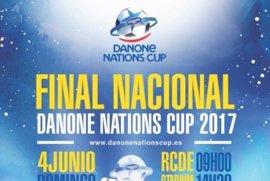 La Danone Nations Cup busca campeón nacional este fin de semana en Barcelona