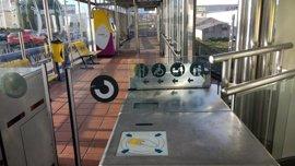 """Las Mesas de Movilidad denuncian """"falta de accesibilidad"""" en apeaderos y estaciones de Renfe"""