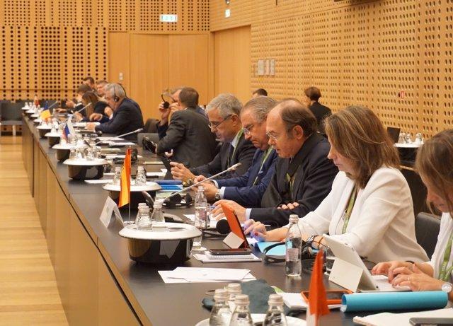 García-Escudero en la Asociación de Senados Europeos