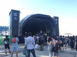 El Festival Primavera Sound abraza a las bandas locales en su segunda tarde