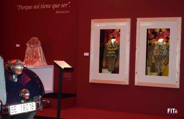 Exposición sobre 'Manolete' en la Sala Orive