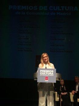 Premios Cultura Comunidad de Madrid