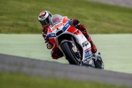 """Lorenzo: """"No hemos sido capaces de ser realmente rápidos"""""""