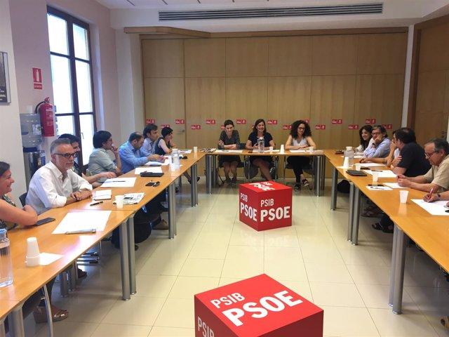 Comisión Ejecutiva del PSIB