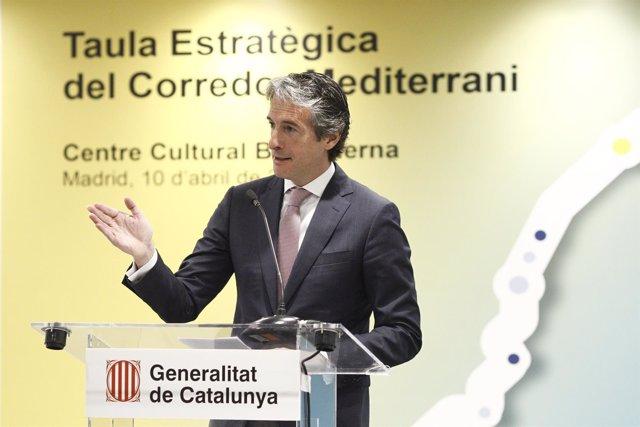 Íñigo de la Serna inaugura la Mesa Corredor Mediterráneo (ARCHIVO)